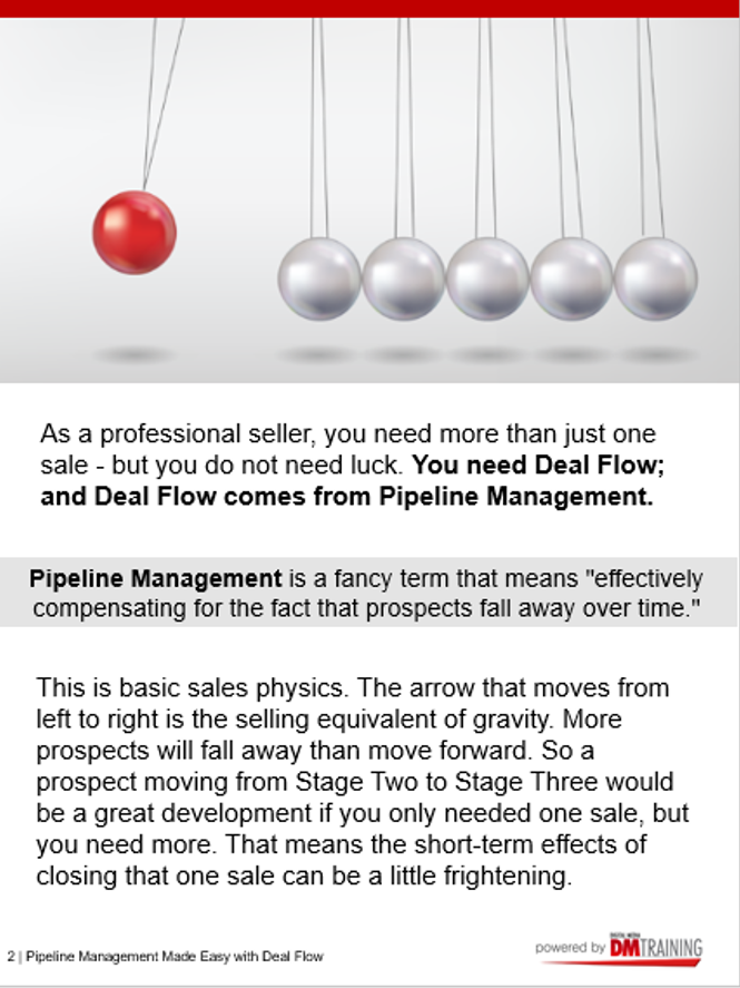 Pipeline Management Page 2