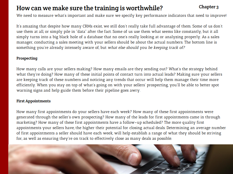 3 Questions to Ask Before Investing in Sales Training
