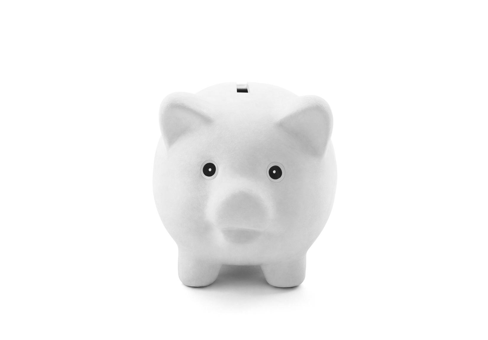 Invest-Piggy-Bank